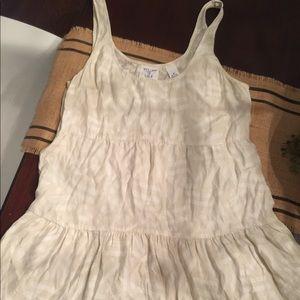 Adorable silky babydoll dress/ tunic